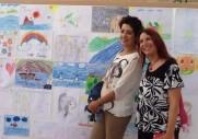 Şiir ve resim ile çocuklara yol açan yazar: Aynur Uluç