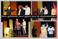 Tiyatro Simurg Kadıköy'de perde açtı