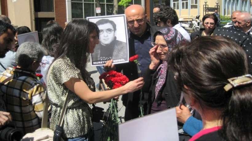 12 Cuntası gözaltında Nurettin Yedigöl'ü katledip kaybetti I 40 yıldır süren bir mücadele!