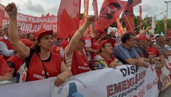 '15-16 Haziran ruhuyla mücadeleye devam'