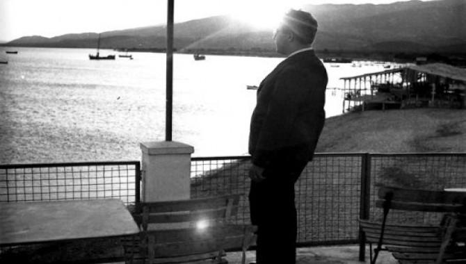 2 Nisan 1948'de gözaltında katledilen yazar: Sabahattin Ali