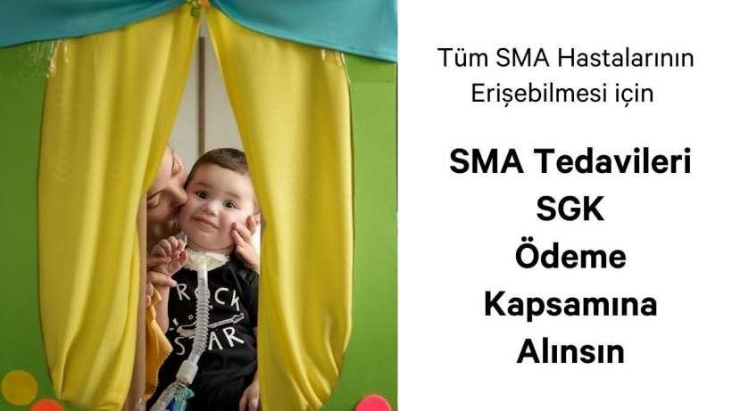 217 sendika ve örgütten çağrı: SMA tedavisi SGK kapsamına alınsın