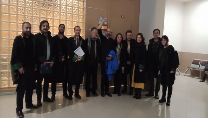 3.Havalimanı eylemi Kadıköy gözaltılarına beraat