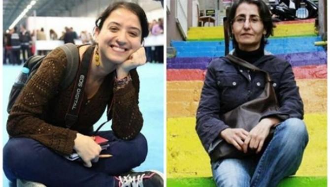 8 aydır tutuklu bulunan gazeteci  Semiha Şahin ve Pınar Gayıp tahliye edilmedi