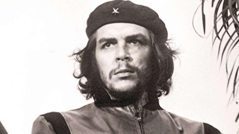 9 ekim 1967'de Bolivya'da katledilen Che Guevara dünyanın her yerinde anılıyor!