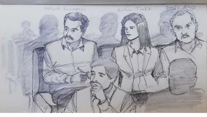 Açlık grevindeki ÇHD ve HHB üyesi avukatlar hakim karşısına çıktı