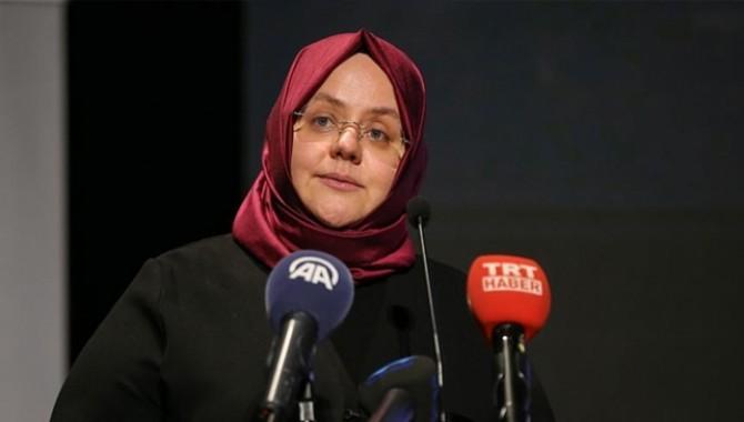 Aile, Çalışma ve Sosyal Hizmetler Bakanı Selçuk'tan 'asgari ücret' açıklaması