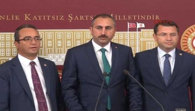 AKP, CHP ve MHP, 'Mini Anayasa paketi'nde 7 maddede uzlaştı