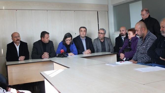 Alevi örgütleri grevi desteklediklerini açıkladı