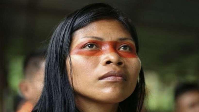 Amazonlardan 'Çevre Kahramanı'; Nemonte Nenquimo