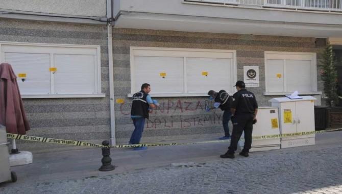 Avukat Heval Yıldız Karasu'nun bürosuna saldırı