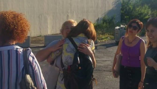 Ayşe Düzkan, Bakırköy Hapishanesi'nden çıktı: 30 saat içinde açık hapishaneye sevk edilecek