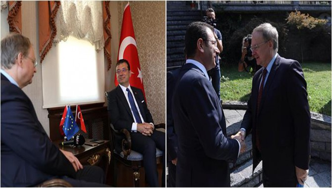 """Başkan İmamoğlu: """"İstanbullunun öncelikli konusu ulaşım"""""""