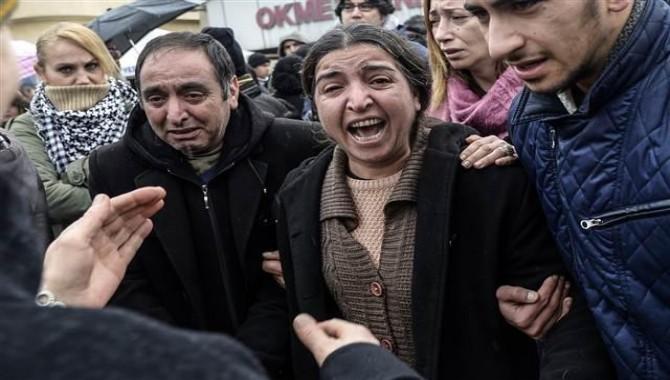 Berkin Elvan'ın anne ve babasına 'slogan' soruşturması