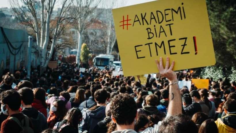 Boğaziçi Üniversitesi Atatürk Enstitüsü öğrencileri: Atananları tanımıyoruz