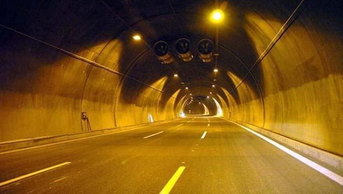 Bolu Dağı Tüneli Ankara - İstanbul istikameti kapatılacak