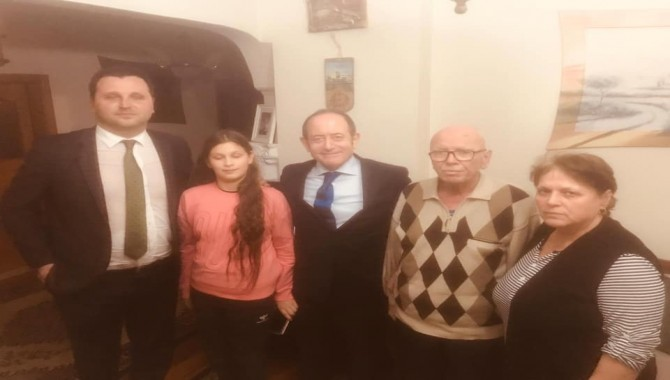 Bosna Sancak Derneği kurucularından Recep Erden yaşamını yitirdi