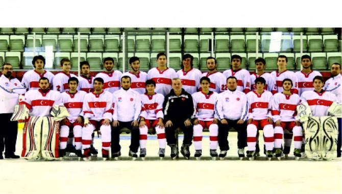Buz Hokeyi U-20 Dünya Şampiyonası başlıyor