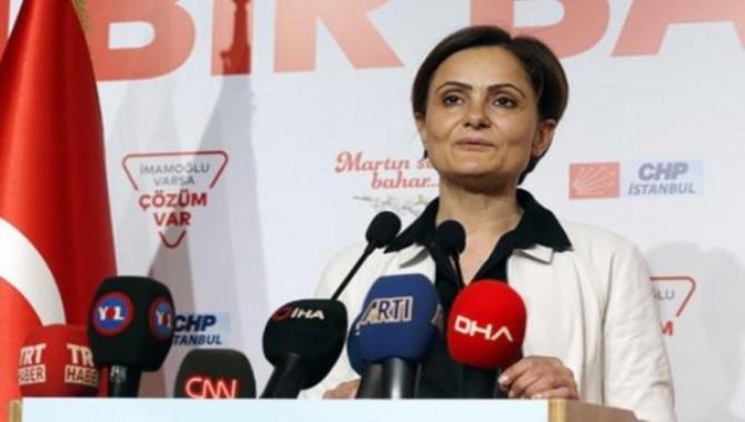 Canan Kaftancıoğlu: 'Ne yaparlarsa yapsınlar baharın gelişini engelleyemeyecek'