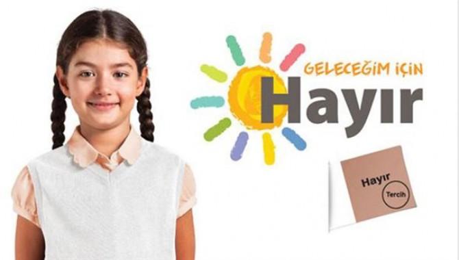 CHP'nin referandum kampanyasında kullanacağı logo belirlendi