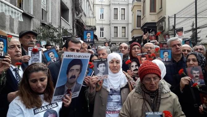Cumartesi Anneleri 730 haftasında  işkence ile katledilen Hasan Ocak için buluşuyor!
