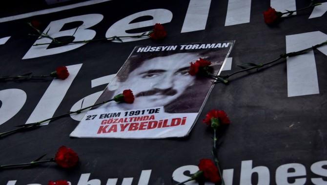 Cumartesi Anneleri: Gözaltında kaybedilen Hüseyin Toraman nerede?
