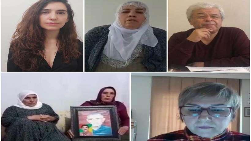 """Cumartesi Anneleri: """"Güçlükonak'ta öldürülen 11 köylü için adalet istiyoruz"""""""