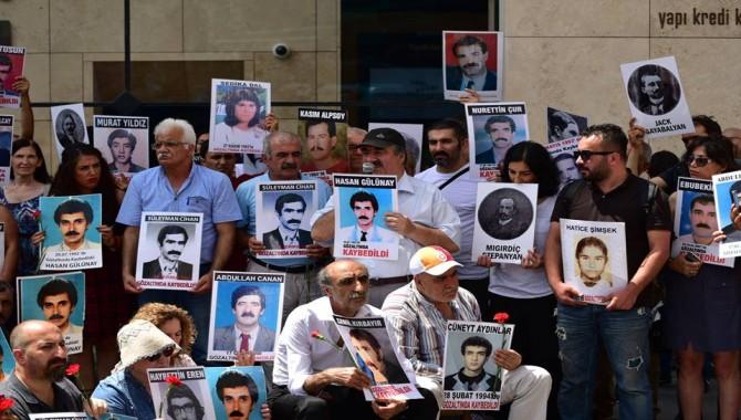 Cumartesi Anneleri: Hasan Gülünay için, kayıplarımız için adalet istiyoruz!