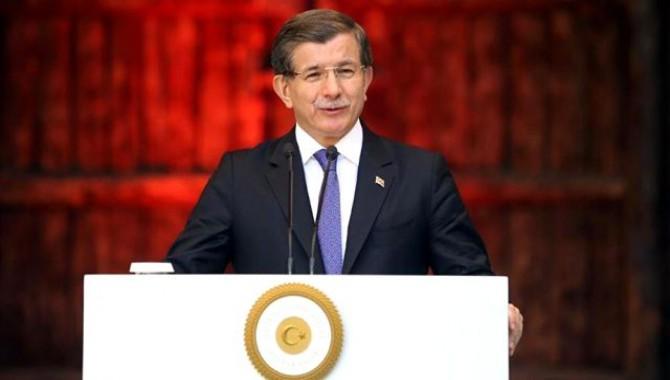 Davutoğlu manifestosunu yayınladı