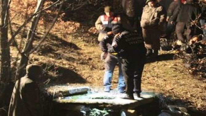 Denizli'de başına taşla vurulan kadının cesedi su kuyusunda bulundu