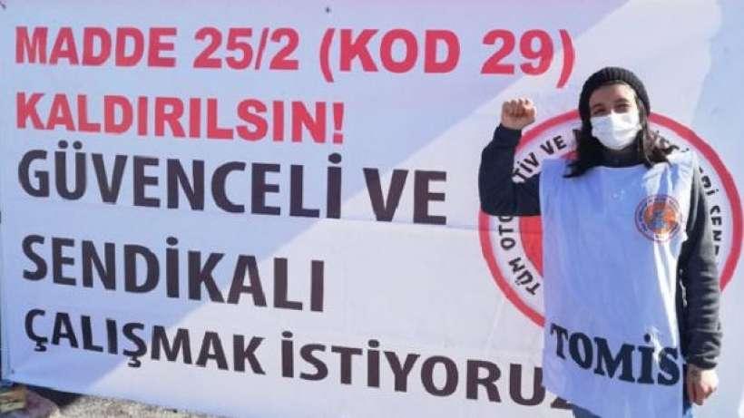 Dilbent Türker I Tazminatsız isten atıldım ve işimi geri istiyorum!