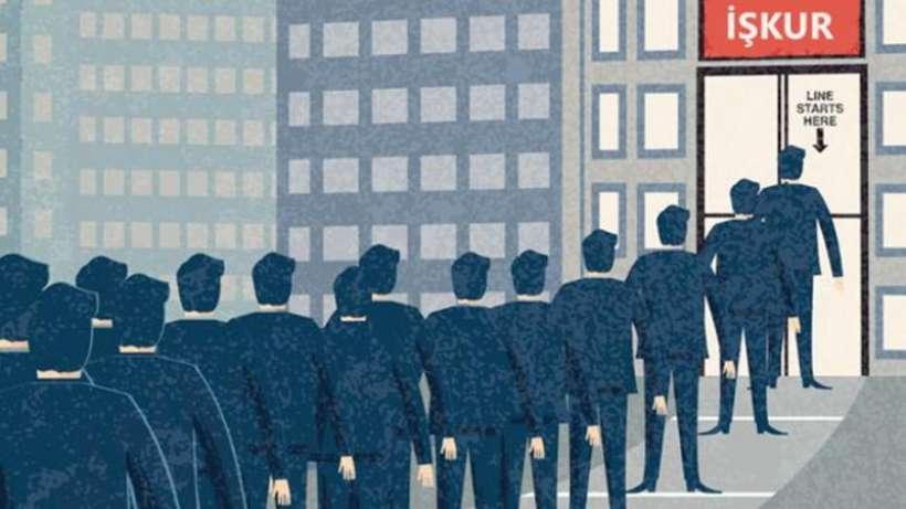 DİSK-AR: İşsizlik tırmanıyor, istihdam düşüyor