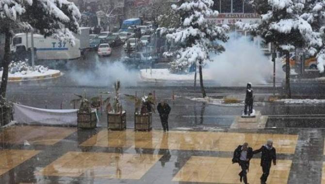 Diyarbakır'da yürüyüşe izin yok