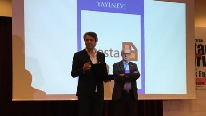 'Düşünce ve İfade Özgürlüğü Ödülleri' Avesta Yayınları'na verildi