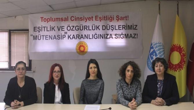 Eğitim Sen, Yekta Saraç'ın 'toplumsal cinsiyet' açıklamalarına tepki gösterdi