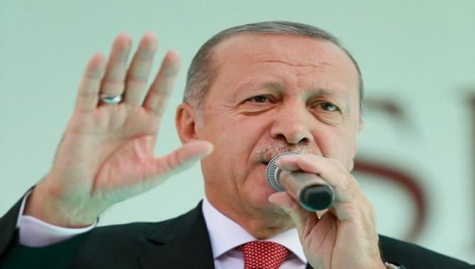 Erdoğan: AB'ye tam üyelik hedefimiz devam ediyor