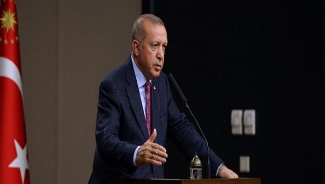 Erdoğan: Asıl sorumluluğumuz FETÖ'yü doğuran ve besleyen ekosistemi yok etmek