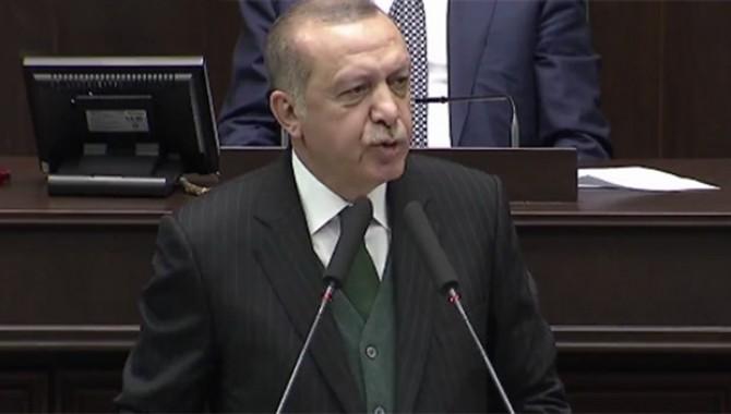 Erdoğan: İttifaka katılmayanlara 'güle güle' deriz