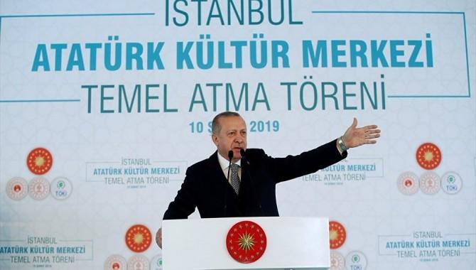 Erdoğan: Kitap, dergi ve gazetede vergi olmayacak