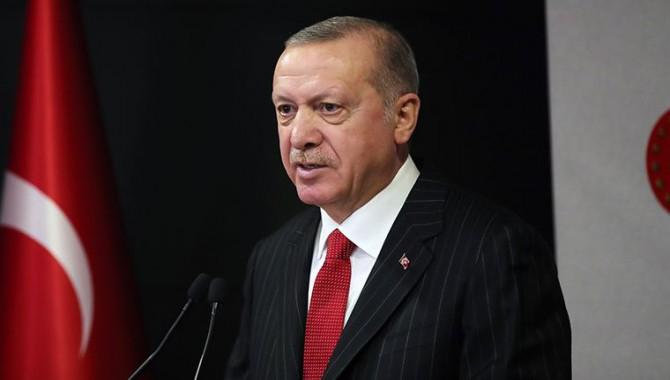 Erdoğan, yeni koronavirüs tedbirlerini açıkladı