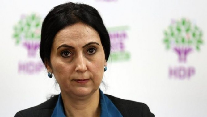 Figen Yüksekdağ hakkında 'tutuklamaya devam' kararı