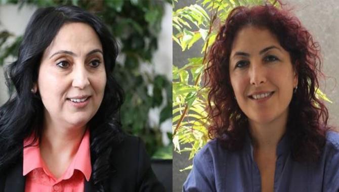 Figen Yüksekdağ ve Sultan Ulusoy hakkında soruşturma
