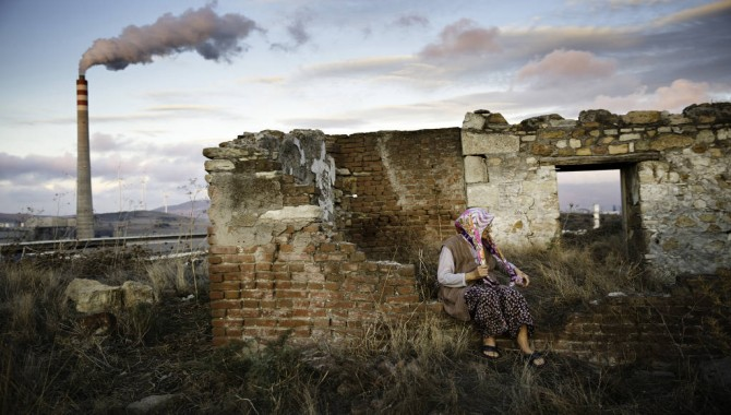 Foça Çevre ve Kültür Platformu: İzdemir'e itirazım var