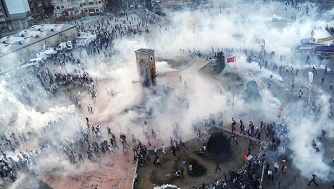 Gezi Davası 28 Ocak'ta; Barolardan açıklama