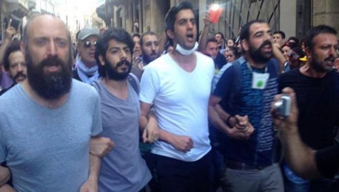 """""""Gezi'nin fitilini ateşleyenler…  Sabahın kör vakti eylemci çadırlarını yakma emrini verenlerdir!"""""""