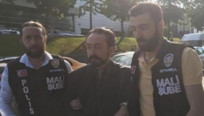 Gözaltına alınmadan önce Adnan Oktar'dan ilk açıklama