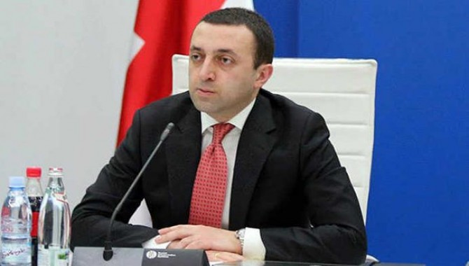 Gürcistan Başbakanı Garibaşvili istifa etti