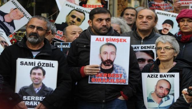 'Hasta tutuklular serbest bırakılsın'…'Ölümle yüz yüze kalacağım..'
