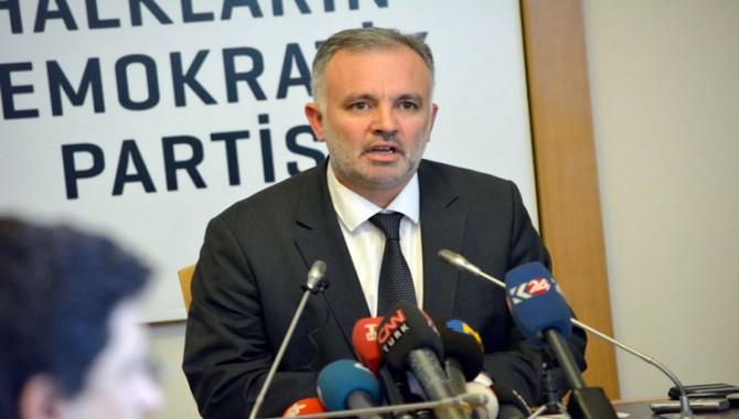 HDP'li Bilgen: Referandumda 'Hayır' oyu yüksek çıkarsa OHAL erken biter
