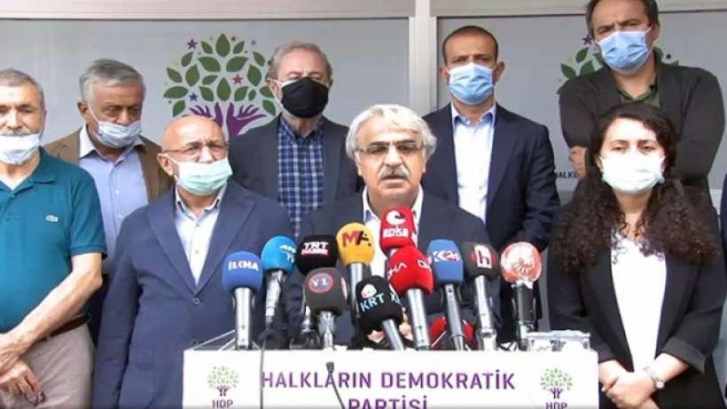HDP'den gözaltılara ilişkin açıklama: Bu bir intikam operasyonudur